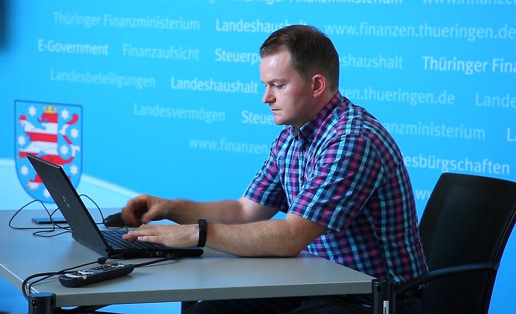 IT-Experte aus Stadtverwaltung in Schmölln