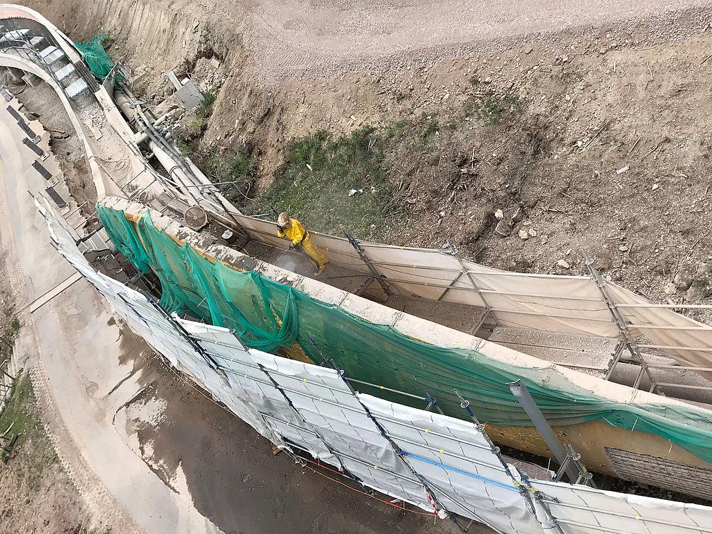 Die Kurvenpassage 9/10 steht unter anderem im Fokus der Modernisierungsarbeiten.